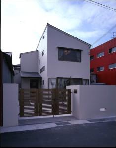 個人住宅の施工実績