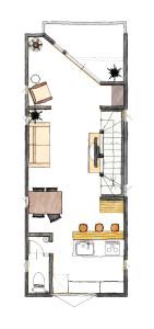 く_2階平面図