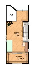 く_3階平面図-2