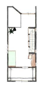 く_3階平面図